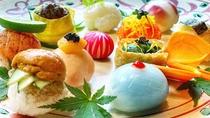 ◇和食のプロが作る手毬寿司御膳