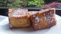 ◇朝食名物!ふわとろ食感フレンチトースト