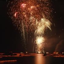 歳時/宮津燈籠流し花火大会。8/16は宮津燈籠流し花火大会開催!夏の風物詩をお楽しみください。