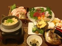 週末限定【夕食】