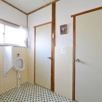 【共同トイレ】
