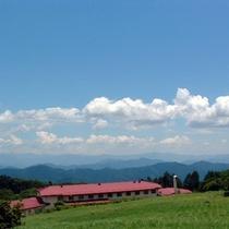 休暇村茶臼山高原の初夏