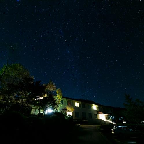 愛知県で星空に一番近いホテル