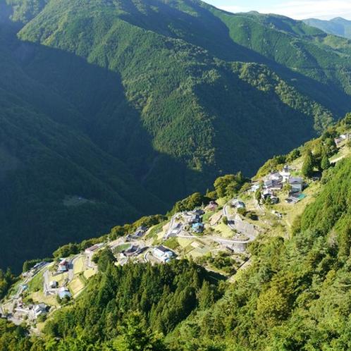 日本のチロル 下栗の里