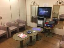 カラオケ個室