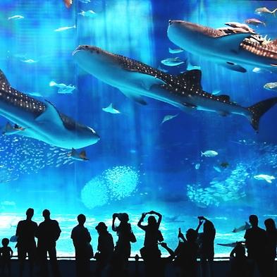 【2連泊以上】45日前のご予約がお得♪沖縄美ら海水族館チケット1回付き&ブッフェ朝食付き