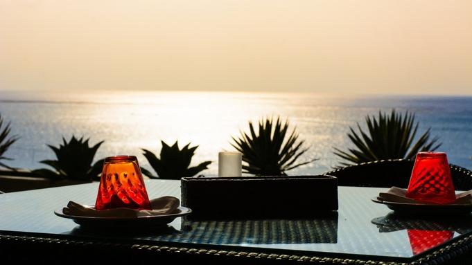 【夏旅セール】洋食ディナーをアップグレードコース「ソル」で夕陽とともに♪(夕朝食付き)