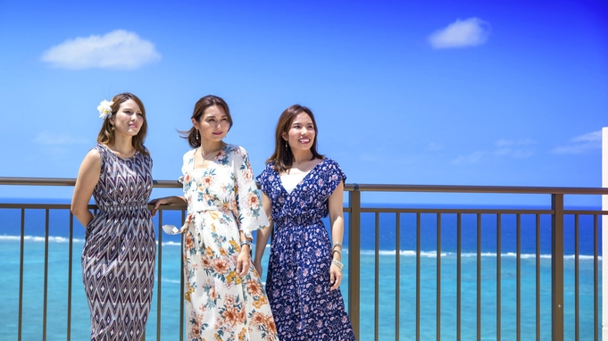 【楽天トラベルセール】楽天限定〜3連泊で館内利用券付き-青い海と共に〜Summer Vacation
