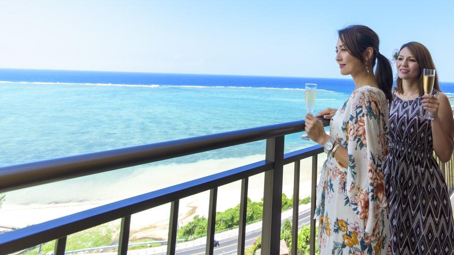 【Ocean Front Stay】お部屋のみ〜Kafuuスタンダードプラン