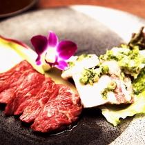 ◇レストラン【BLUE】 夕食イメージ