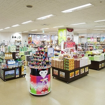 1階 ショッピングプラザ
