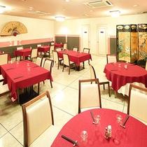 1階 中国料理レストラン「天壇」