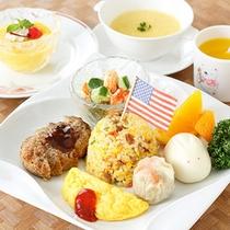 お子様料理(幼児・中国料理)のイメージ