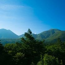 ■九重連山■気持ちが晴れ渡るほどの雄大な自然――