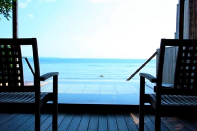 晴の棟 大浴場 「潮騒の湯」