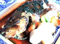 大皿料理(炊き合わせ)