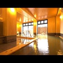 男性大浴場 『亀の湯』
