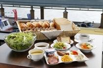 朝食(洋食)のイメージ
