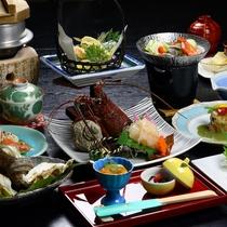 ■料理 集合(伊勢お造り)