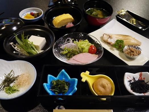 【お得に1泊朝食で城崎を満喫!】〜日本の朝ごはん付き