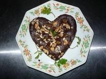 ハート豆乳ショコラ