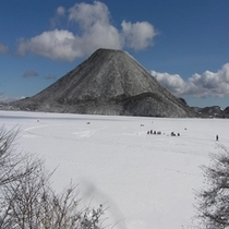 ■榛名湖(冬)
