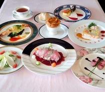 ■コース料理