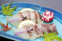 伊勢真鯛のスモーク珍味