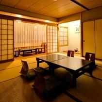 和室12.5畳の一例