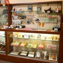 【売店】各種お土産のほか、宅配便もお取り扱いしております。