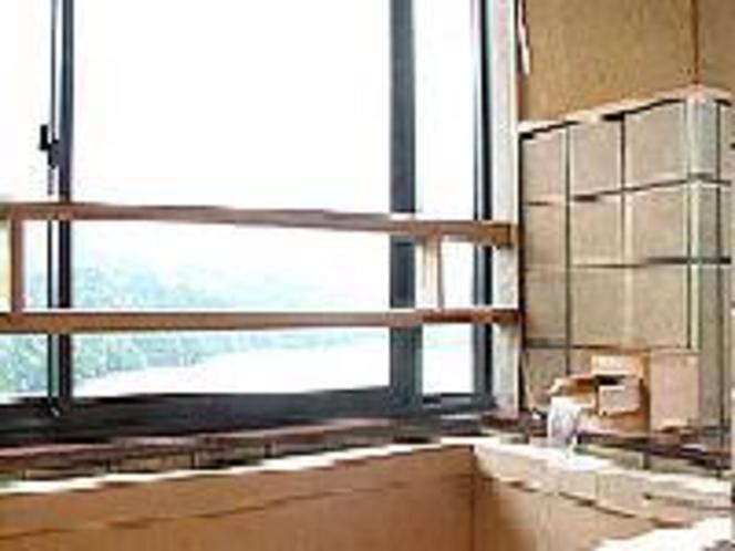 ★部屋紹介用柊の間檜風呂