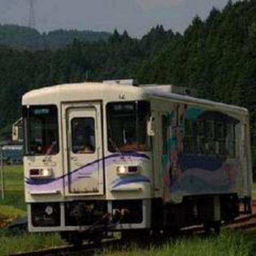 ★明智鉄道