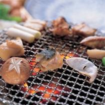 ふぐの魚醤焼き