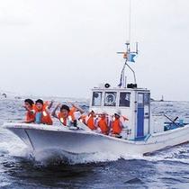 漁船クルーズ