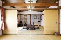 旧館 8+8畳のお部屋