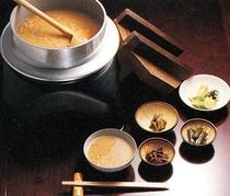 天川村名物 茶粥