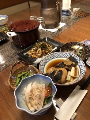 【2食付き】静岡おでん夕食ぷらん