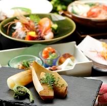 ◆日本酒と楽しむ大人の休日・2019年3月~5月末までのメニューです