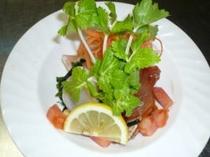 ★海鮮サラダ