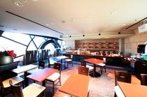 15階レストラン(7:00〜10:00 LO.9:30)お部屋へ持ち帰り用コーヒーカップも無料。