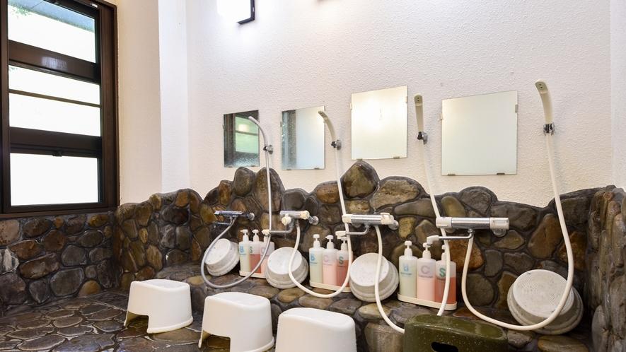 *【大浴場(女湯)】体の芯から温まる良質な温泉です。