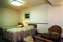 洋室 Western Twin room