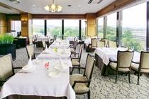 12階フレンチレストラン「ロワ」