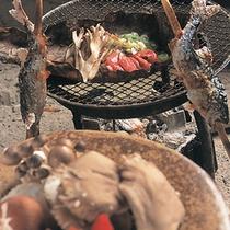 いろり料理(秋)