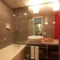 【バスルーム】スタンダード、スーペリア、プリビレッジルーム