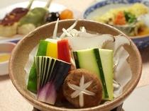 地物野菜鍋