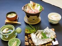松茸料理一例