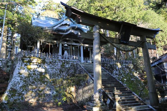奥の院 玉置神社