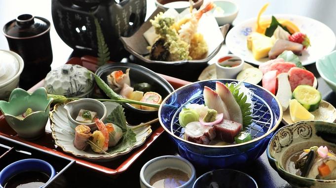 【かに堪能プラン】ズワイガニの「焼き蟹」「蟹すき鍋」「蟹天ぷら」「蟹雑炊」が味わえる特別かに会席♪