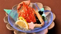 【酢物】渡り蟹の土佐酢